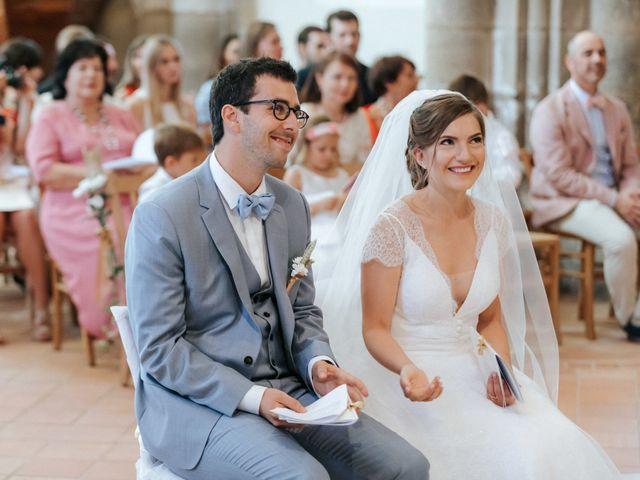 Le mariage de Samuel et Alla à Vallon-en-Sully, Allier 46