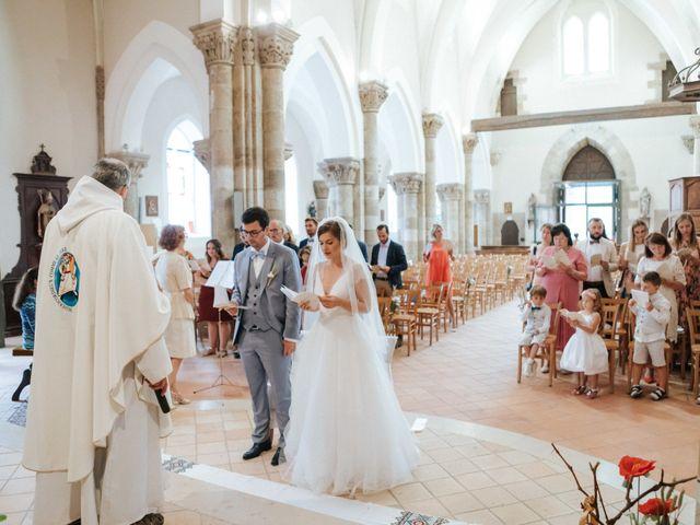 Le mariage de Samuel et Alla à Vallon-en-Sully, Allier 47