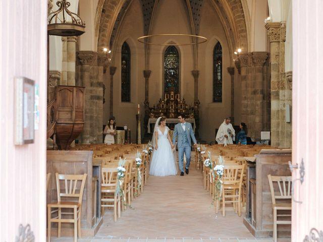 Le mariage de Samuel et Alla à Vallon-en-Sully, Allier 53