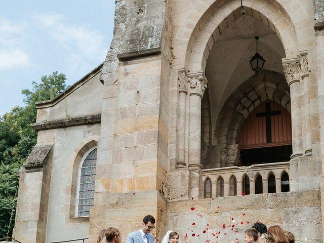Le mariage de Samuel et Alla à Vallon-en-Sully, Allier 55