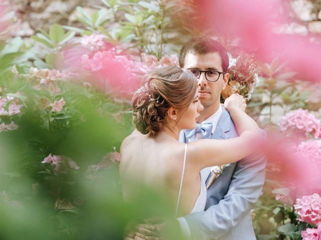 Le mariage de Samuel et Alla à Vallon-en-Sully, Allier 62