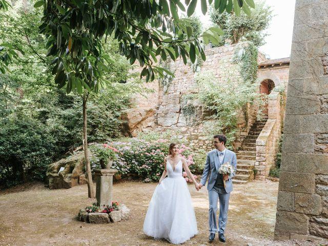 Le mariage de Samuel et Alla à Vallon-en-Sully, Allier 63