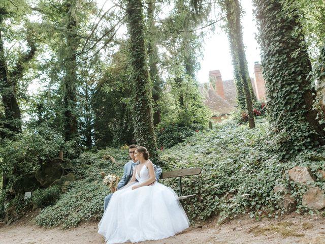 Le mariage de Samuel et Alla à Vallon-en-Sully, Allier 74