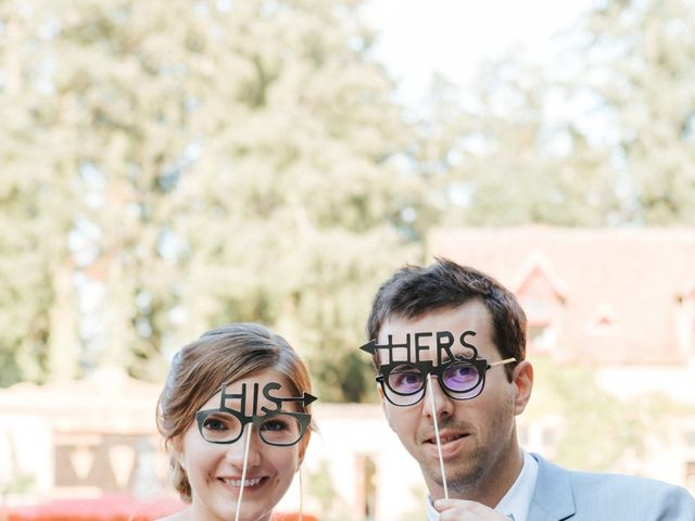 Le mariage de Samuel et Alla à Vallon-en-Sully, Allier 81