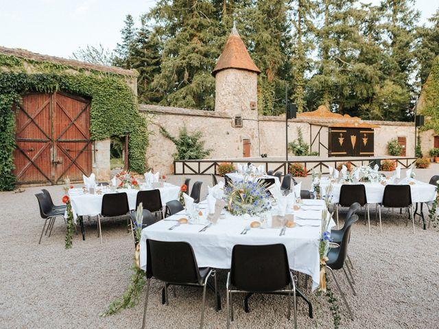 Le mariage de Samuel et Alla à Vallon-en-Sully, Allier 84