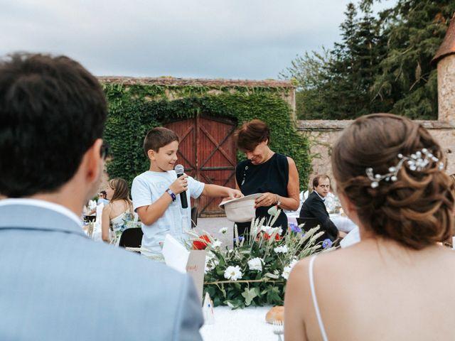 Le mariage de Samuel et Alla à Vallon-en-Sully, Allier 92