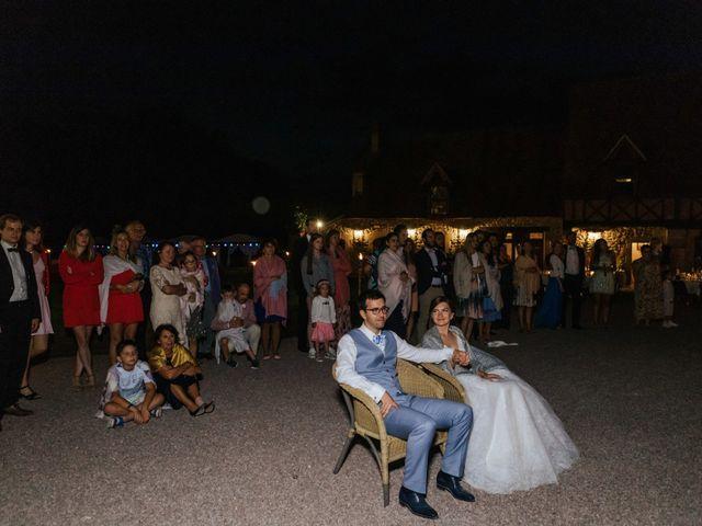 Le mariage de Samuel et Alla à Vallon-en-Sully, Allier 99