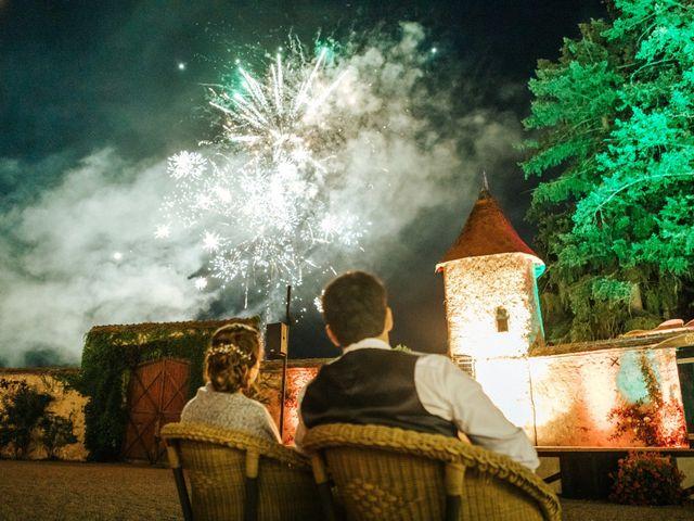 Le mariage de Samuel et Alla à Vallon-en-Sully, Allier 102