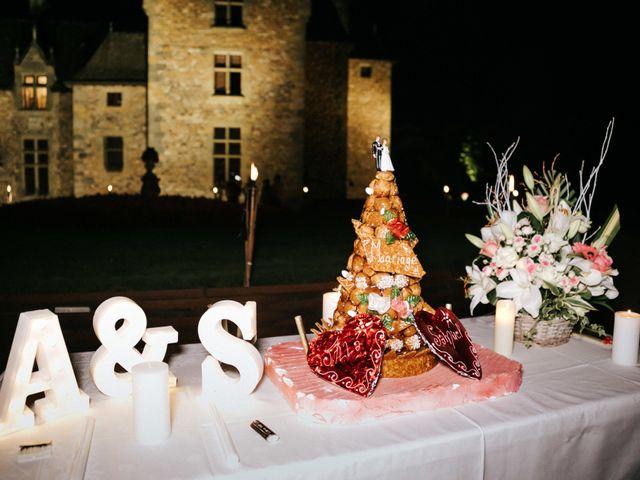 Le mariage de Samuel et Alla à Vallon-en-Sully, Allier 105