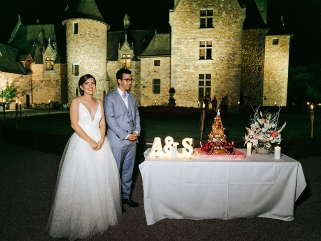 Le mariage de Samuel et Alla à Vallon-en-Sully, Allier 106