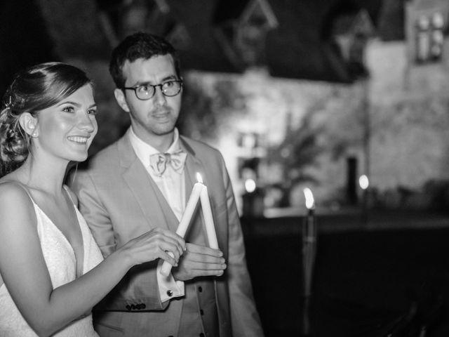 Le mariage de Samuel et Alla à Vallon-en-Sully, Allier 107