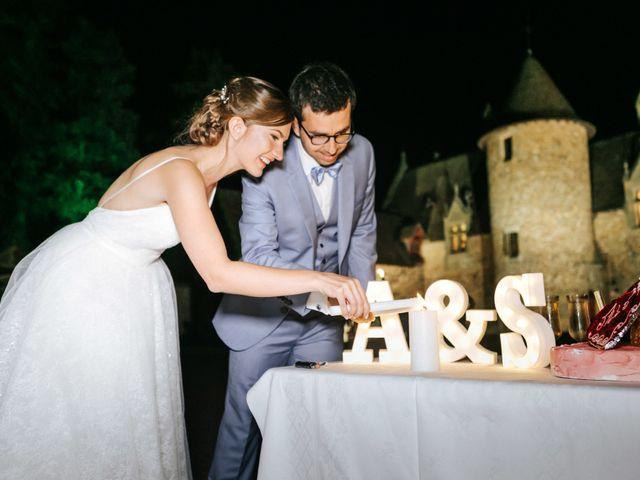 Le mariage de Samuel et Alla à Vallon-en-Sully, Allier 108