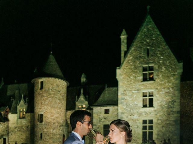 Le mariage de Samuel et Alla à Vallon-en-Sully, Allier 109