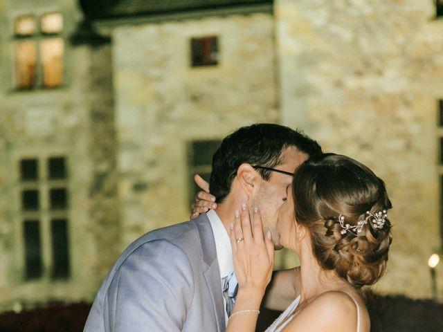 Le mariage de Samuel et Alla à Vallon-en-Sully, Allier 111