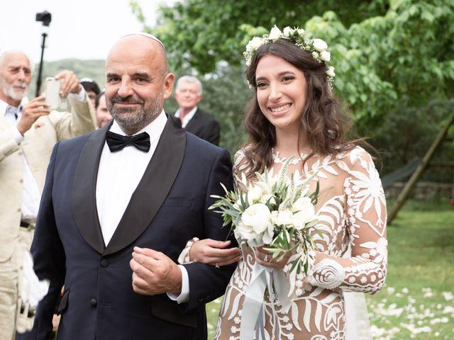 Le mariage de Gary et Jessica à Brissac, Hérault 12