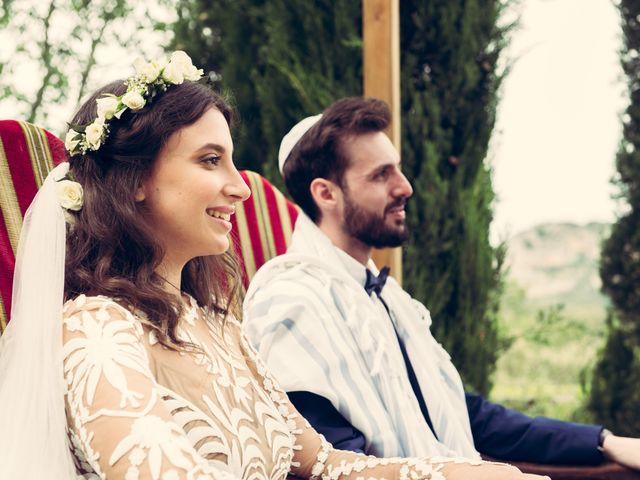 Le mariage de Gary et Jessica à Brissac, Hérault 14