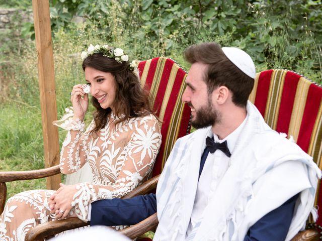 Le mariage de Gary et Jessica à Brissac, Hérault 15