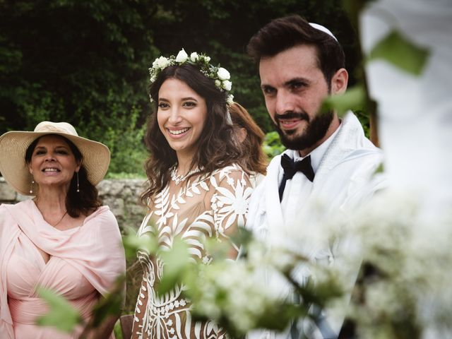 Le mariage de Gary et Jessica à Brissac, Hérault 16