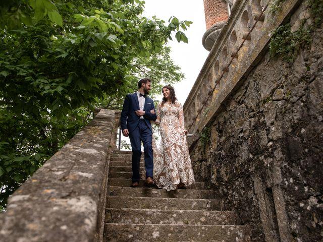 Le mariage de Gary et Jessica à Brissac, Hérault 23