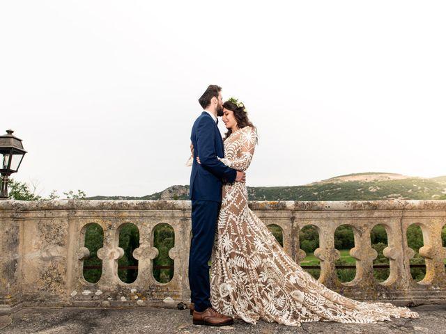 Le mariage de Gary et Jessica à Brissac, Hérault 1