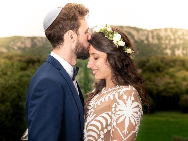Le mariage de Gary et Jessica à Brissac, Hérault 24