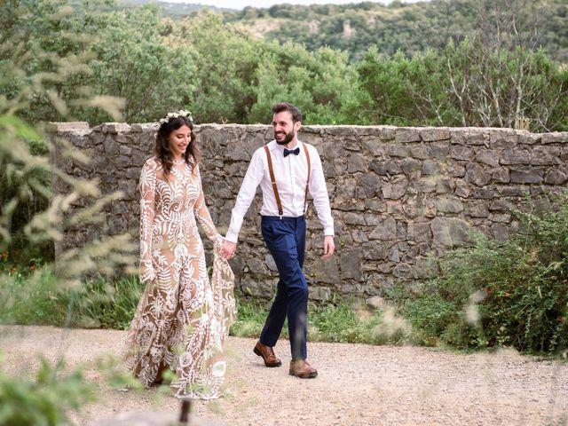 Le mariage de Gary et Jessica à Brissac, Hérault 27