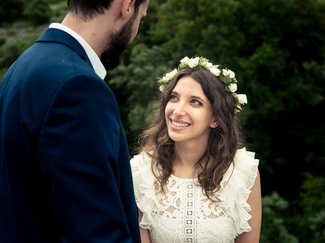 Le mariage de Gary et Jessica à Brissac, Hérault 43