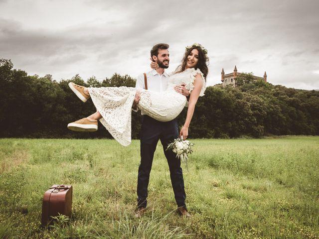 Le mariage de Gary et Jessica à Brissac, Hérault 45