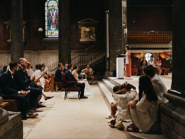 Le mariage de Baptiste et Margaux à Saint-Marcel-Bel-Accueil, Isère 17