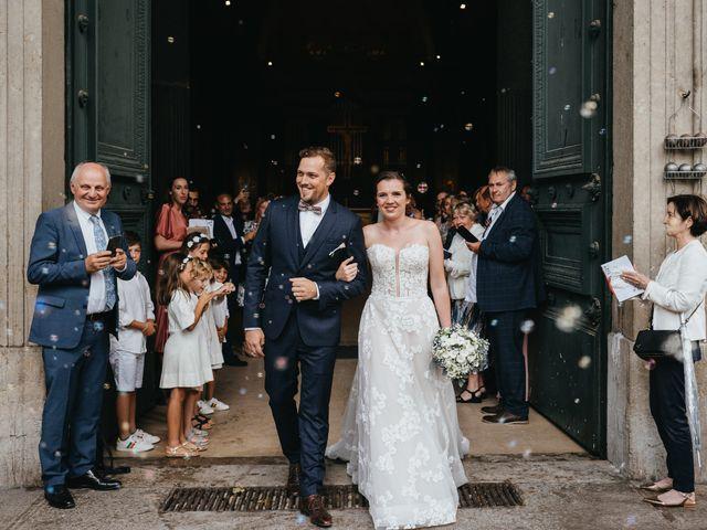 Le mariage de Baptiste et Margaux à Saint-Marcel-Bel-Accueil, Isère 18