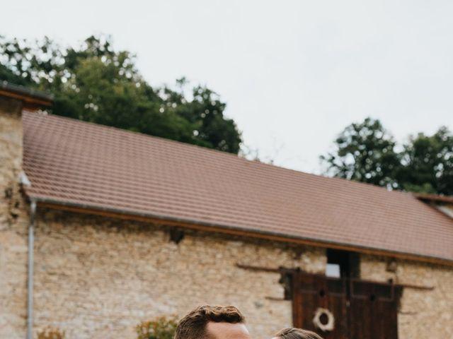 Le mariage de Baptiste et Margaux à Saint-Marcel-Bel-Accueil, Isère 39