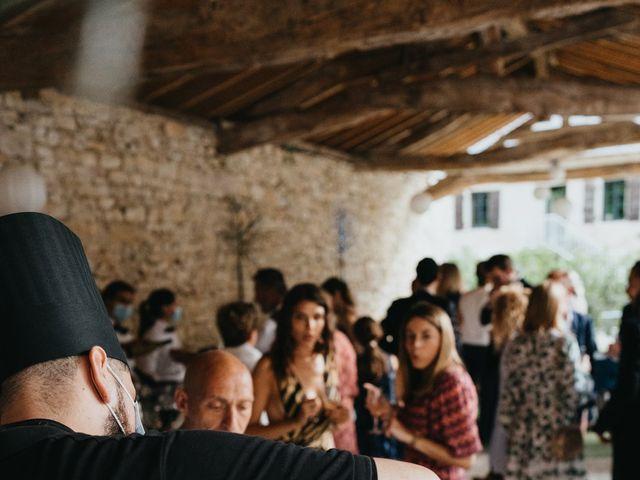 Le mariage de Baptiste et Margaux à Saint-Marcel-Bel-Accueil, Isère 42