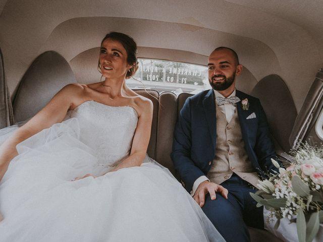 Le mariage de Adrien et Charlène à Vendôme, Loir-et-Cher 12