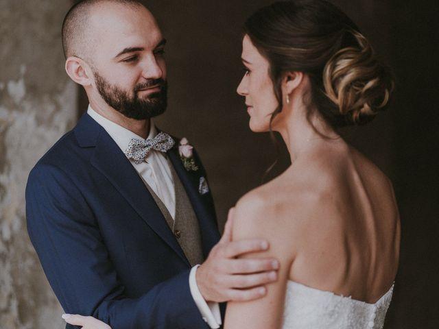 Le mariage de Adrien et Charlène à Vendôme, Loir-et-Cher 14