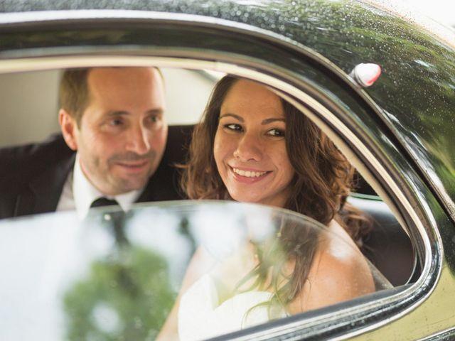 Le mariage de Helga et Thierry
