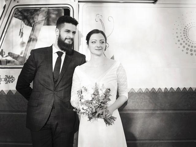 Le mariage de Céline et Nabil