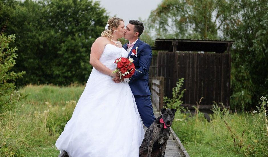 Le mariage de Steven et Marion à Plailly, Oise