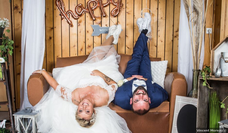 Le mariage de Dorian et Kelly à Bully-les-Mines, Pas-de-Calais