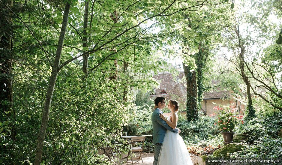 Le mariage de Samuel et Alla à Vallon-en-Sully, Allier