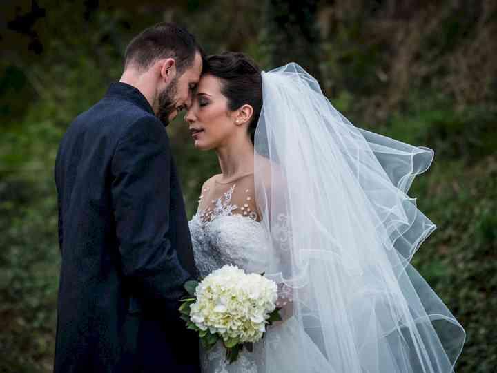 Le mariage de Sabrina et Christophe