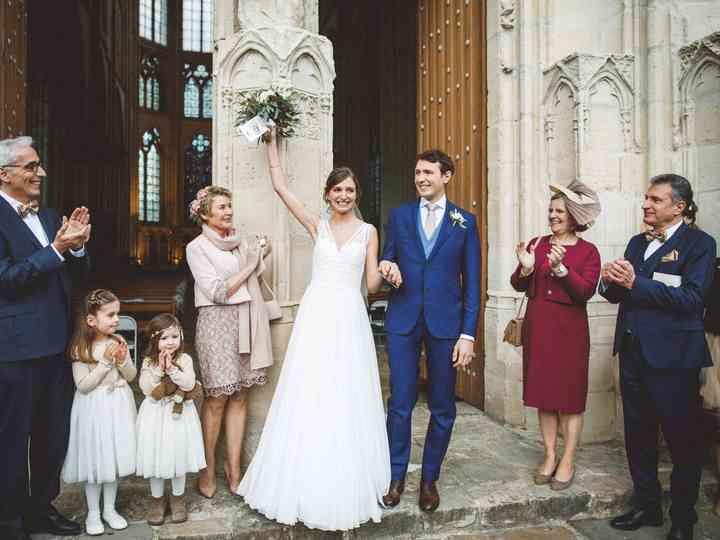 Le mariage de Marie et Pascal