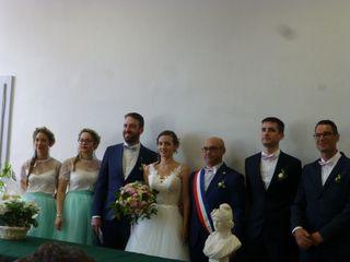Le mariage de Fanny et Damien 1