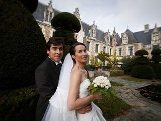 Le mariage de Claire et Raphaël