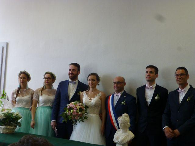 Le mariage de Damien et Fanny à Choué, Loir-et-Cher 3
