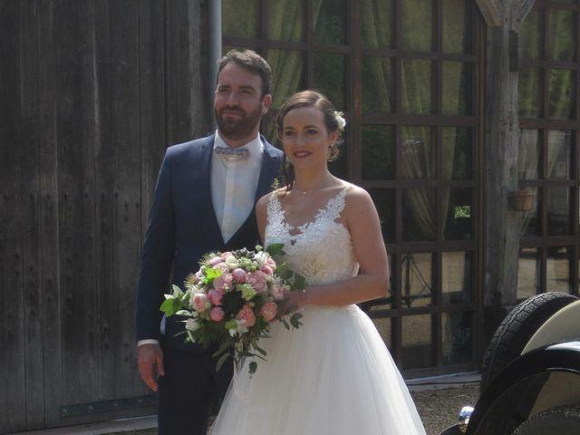 Le mariage de Damien et Fanny à Choué, Loir-et-Cher 8