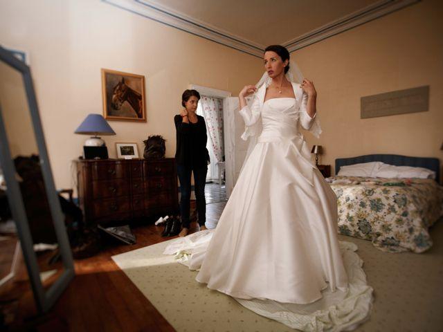 Le mariage de Raphaël et Claire à Champtocé-sur-Loire, Maine et Loire 2