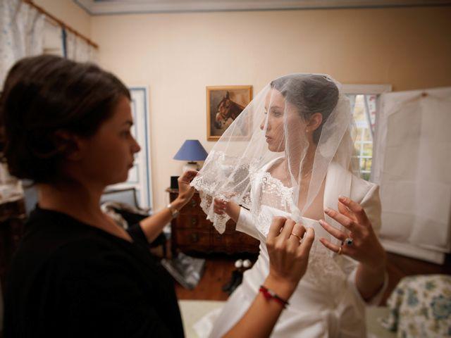 Le mariage de Raphaël et Claire à Champtocé-sur-Loire, Maine et Loire 7
