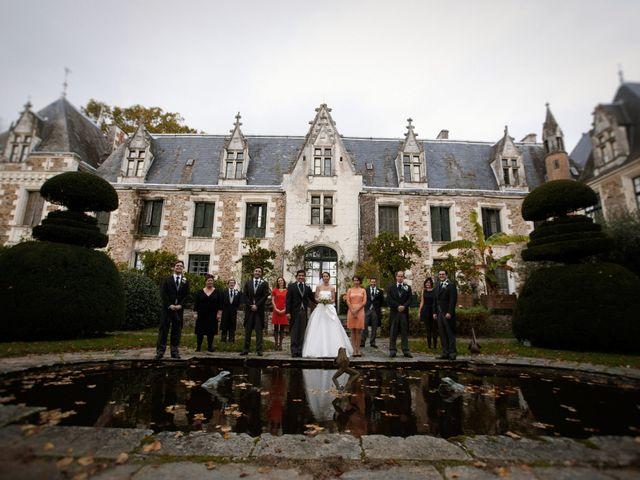 Le mariage de Raphaël et Claire à Champtocé-sur-Loire, Maine et Loire 10