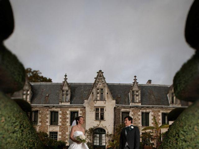 Le mariage de Raphaël et Claire à Champtocé-sur-Loire, Maine et Loire 12