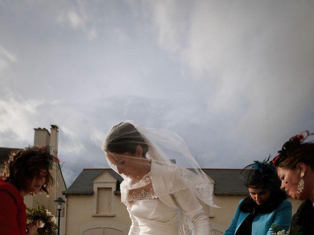 Le mariage de Raphaël et Claire à Champtocé-sur-Loire, Maine et Loire 18